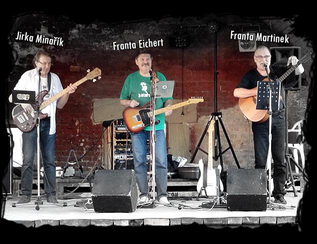Naše kapela COUNTRY-EX Olomouc
